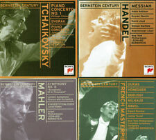 LEONARD BERNSTEIN - COLLECTION of 35 CD's & SETS of CD's