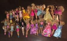 Barbie Doll Lot (29 Dolls) With Dozens Of Accessories Included