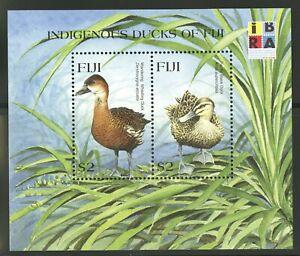 Fiji   1999   Scott # 848  Mint Never Hinged Souvenir Sheet