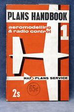 ENGLISH 1966 AEROMODELLING & RADIO CONTROL PLANS HANDBOOK AUGUST 1966 ISSUE