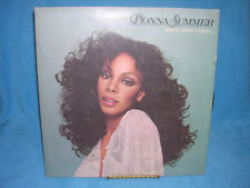 Donna Summer Once Upon A Time. Casablanca Vg/G+