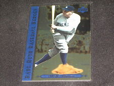 BABE RUTH YANKEES HOF 1995 UPPER DECK LIMITED EDITION AUTHENTIC BASEBALL CARD