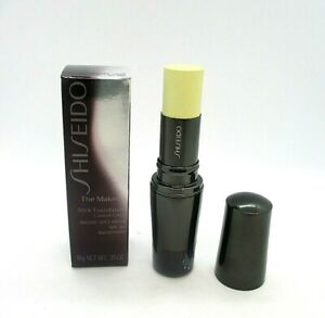 Shiseido the Makeup Stick Foundation Broad Spectrum SPF20 Control Color ~ .35 oz
