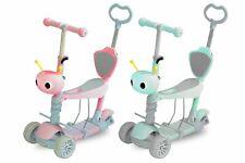 3in1 Mini Roller Scooter Dreirad Kinderroller