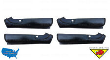 1963-1965 Falcon, Comet (convertible only) Bucket Seat Shields - (2 Seats)