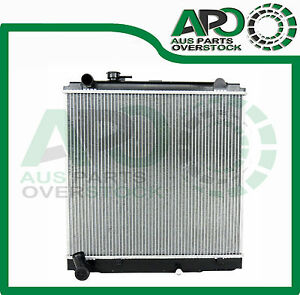 Radiator For TOYOTA DYNA LY211 150 3L 2.8LTR 1995- Premium Quality Aftermarket