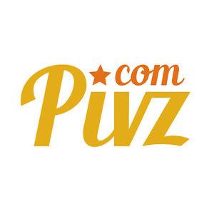 Pivz.com Pivz! Catchy Pronounceable Brandable 4 Letter LLLL.com Domain Name