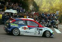 Revell Ford Focus WRC Rally Car McRae / Sainz 1/24 German Model Kit Sealed NIB