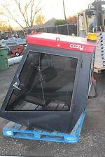 Cozy Cab Tractor Enclosure  WITH HEATER