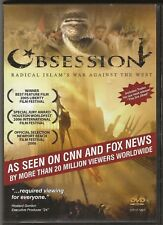 Obsession: Radical Islam'S War Against The West - Dvd - Unique Footage Arab Tv