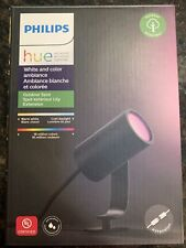 Philips Hue Lily White & Color Outdoor Smart Spot light Extension