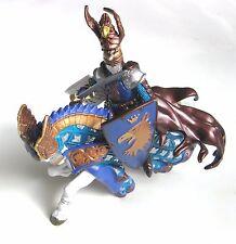 Papo ARMA Masters Eagle Knight 39936 montato su cavallo 39937-Nuovo con etichette!