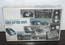 SEALED 1:24 Gunze Sangyo Cobra Daytona Coupe High Tech Model Shelby