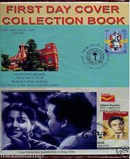PRIZM FIRST DAY COVER | SPECIAL COVER COLLECTION BOOK ALBUM FOR 80 FDC