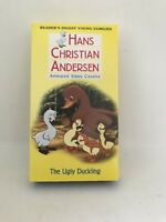 Hans Christian Andersen's Ugly Duckling (VHS, 2002)Animated