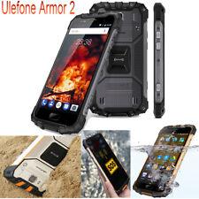 Wasserdicht Outdoor Smartphone 5'' Ulefone Armor 2 Android7.0 6+64GB 16MP 8*CORE