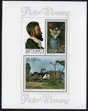 South Africa: Paintings by Pieter Wenning unmounted mint (MNH) sheet