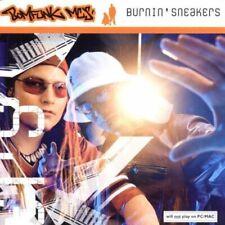 Bomfunk Mc's Burnin' sneakers (2002)  [CD]