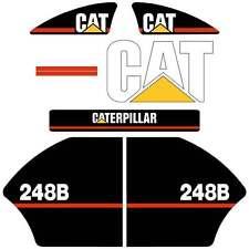 cat 226B 232B 242B 246B 247B 252B 257B 262B 268B 277B 287B Decals Stickers kit