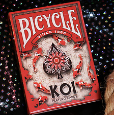 Bicycle Koi Playing Cards from Murphy's Magic