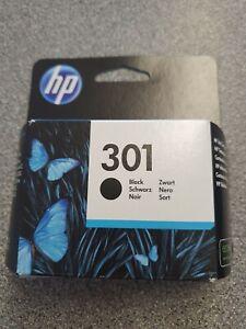 Genuine HP 301 Black Ink Cartridge HP 301 New Sealed Box