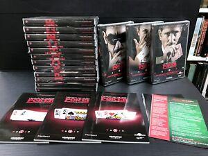 fb4 i segreti del grande pocker da 1 a 15  dvd gazzetta sport