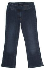 Rampage Womens Jeans R Wear Crop Capri Dark Stretch Denim Junior Size 5