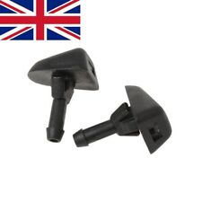 1 Pair Windshield Washer Wiper Water Spray Nozzle Jet For Volvo S40 S80 XC90 C70
