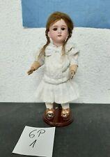 Vieja muñeca-eslabones muñeca Simon & Halbig 1349 Dressel con ropa de edad (gp1)