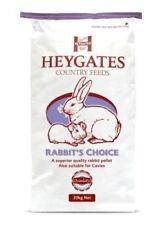 Heygates Rabbit's Choice Pellets 20Kg