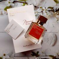MAISON FRANCIS KURKDJIAN BACCARAT ROUGE 540 2.4oz /70ml Eau De Parfum, New Box,