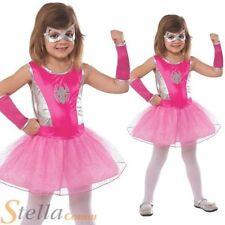 niña rosa Spidergirl superhéroe carnaval disfraz Spiderman Disfraz