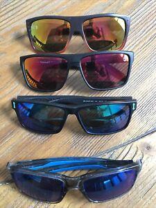 mens sunglasses lot Oakley Dragon Timberland Pugs