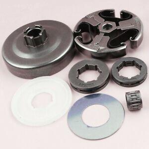 Chainsaw Parts For Husqvarna 272 268 266 Clutch Drum Sprocket Rim Bearing UK