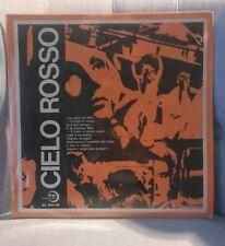 DISCO GRUPPO EUANGHELION CIELO ROSSO 1972 LP EDIZIONI PAOLINE