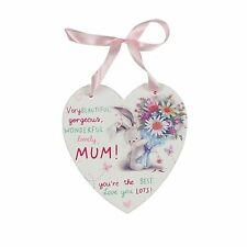 Floral Mum Decorative Hanging Signs