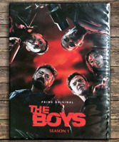 The Boys Season 1 ( Brand New and Sealed DVD ) Fast Shipping US Seller Region 1