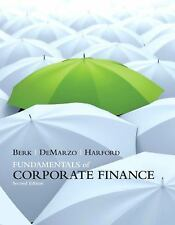 Fundamentals of Corporate Finance by Jarrad V. T. Harford, Peter M. DeMarzo and
