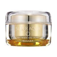 MISSHA Super Aqua Cell Renew Snail Cream 47ml (GP100ml = 65,74$