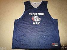 Samford University Bulldogs Basketball Practice Game Worn Nike Jersey 3XL mens