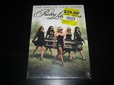 Pretty Little Liars: The Complete Sixth Season (DVD, 2016, 5-Disc Set) New