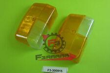 F3-33300915 Coppia vetri Freccia Ant. Piaggio APE MP 600  601  501 - Apecar P3 P
