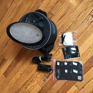 "Flashpoint CL-500R  LED 9"" Circular Light"