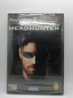Headhunter Video Game for Sony PlayStation 2 PS2 PAL BRAND NEW & SEALED