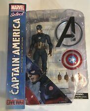 """Capitão América 1//12 Steve Rogers Cabeça Esculpida 6/"""" Figura Macho SHF Cabeça acessadores"""