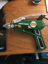 Power Rangers in Space special edition Tommy Green blaster in great condition