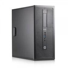 HP EliteDesk 800 G1 Tower i3-4160 @3.60GHz 4GB RAM 128GB SSD Windows 10 Pro