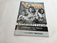 More details for doctorwho,  vortex magazine,  sighed by 3 people new