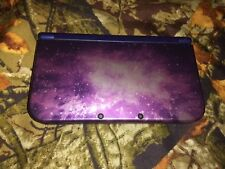 Nintendo 3DS XL 4GB Console Galaxy Style 8 games, 2 carry cases, 1 USB charger