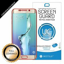 3x Anti-Scratch Clear Screen Protector for Samsung Galaxy S6 Edge+ Edge Plus